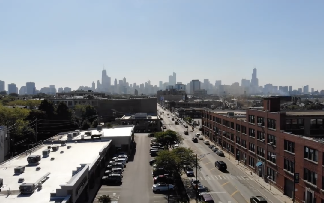 Lincoln Park Office Tour