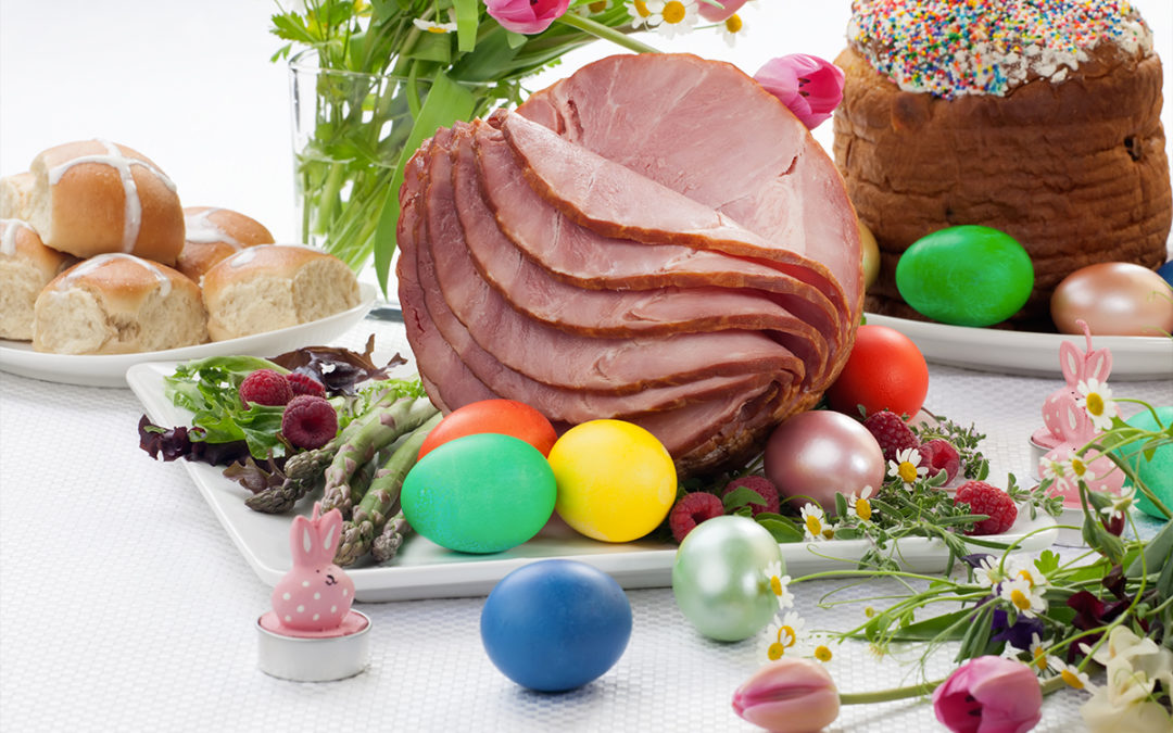 Easter Meals and Common Allergens