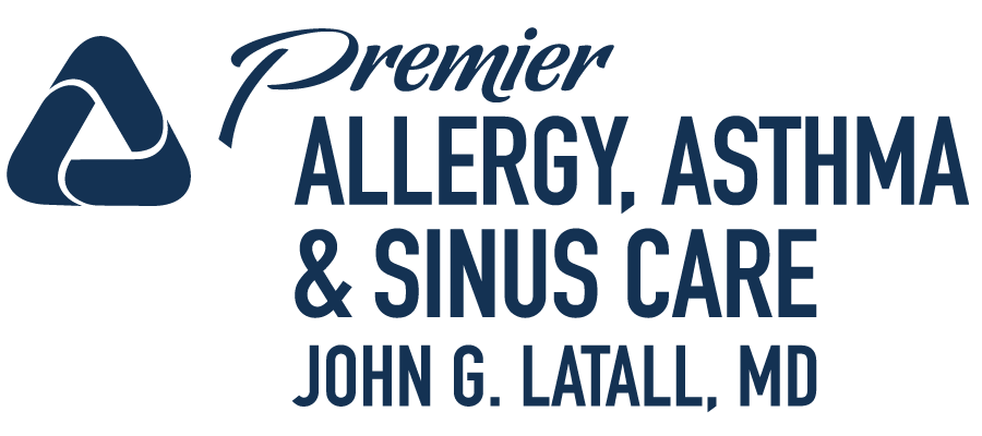 premier allergy asthma and sinus care logo